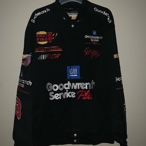 Mint Condition Dale Earnhardt Racing Jacket